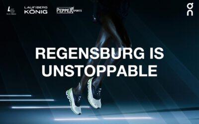 Regensburg ist nicht zu bremsen! Marathon-Weltrekord Versuch