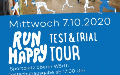 BROOKS – RUN HAPPY TEST & TRAIL TOUR